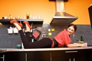 Sådan skaber du overblik i køkkenet