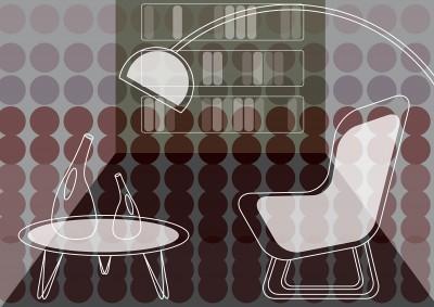 Loungestole til kontoret og privaten