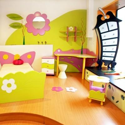 Tips til indretning af pigeværelse