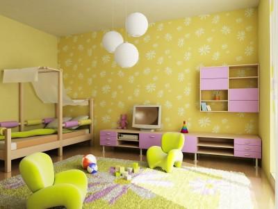 Fede børnemøbler til børneværelset