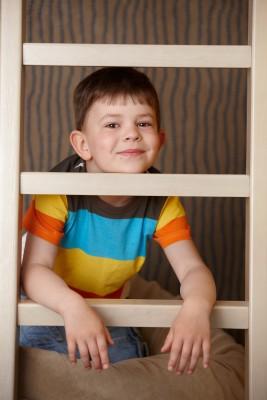 Byg en hems på børneværelset