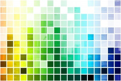 farver til hjemmet