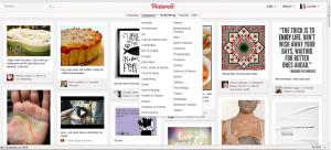 Savner du inspiration? Prøv Pinterest!