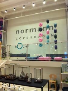 Lækkert design og stemning i Normann Copenhagen