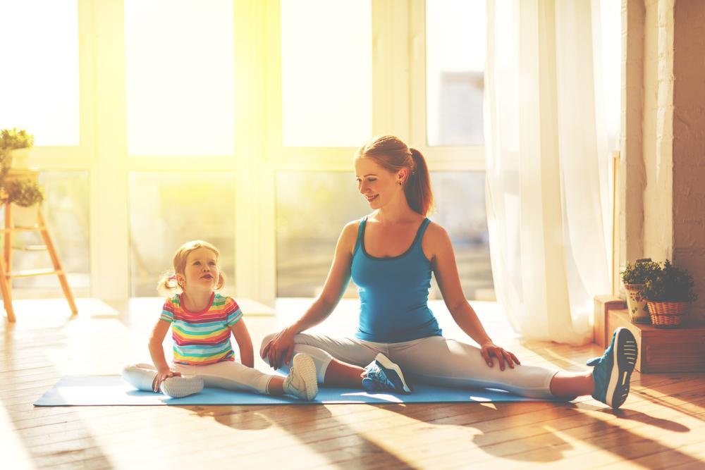 Boligtips til den aktive familie med småbørn