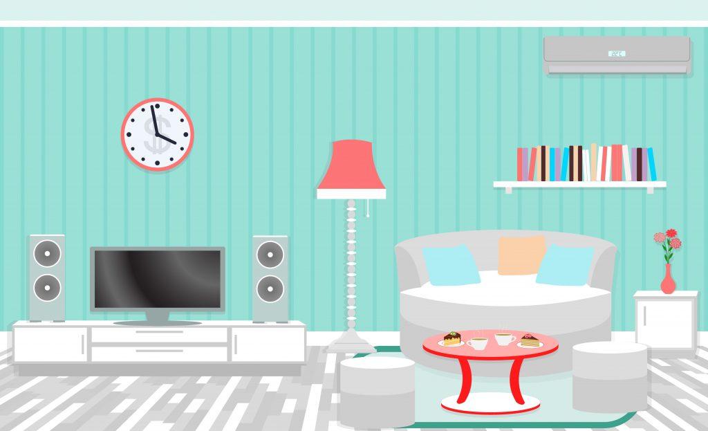 De nyeste trends til indretning af stuen