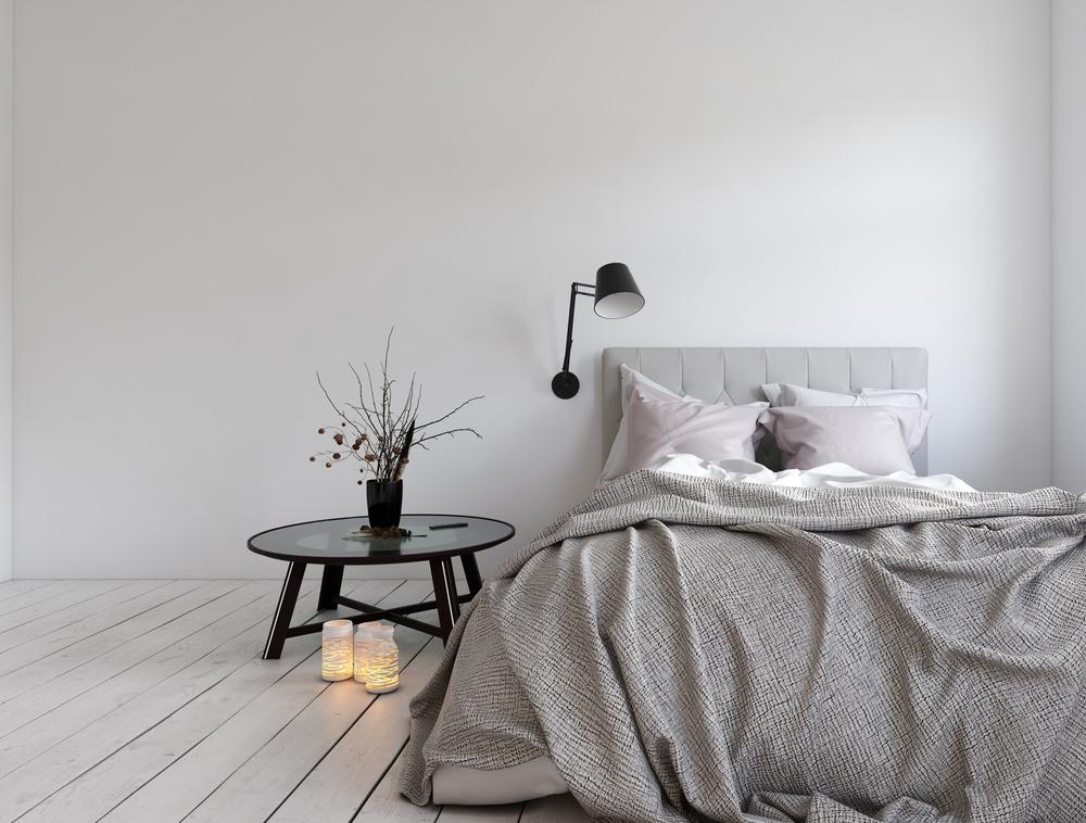 Få et komfortabelt soveværelse
